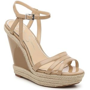 Jessica Simpson Bestiro Wedge Sandals